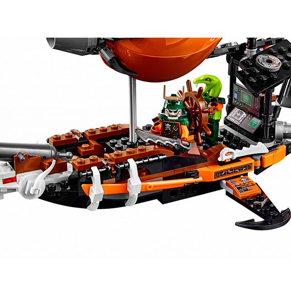 Lego Ninjago 70603 Конструктор Лего Ниндзяго Дирижабль-штурмовик