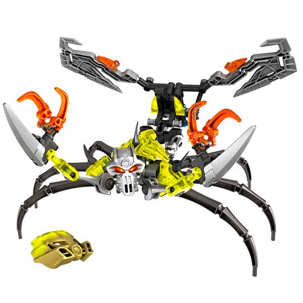 Lego Bionicle 70794 Конструктор Лего Бионикл Череп-Скорпион