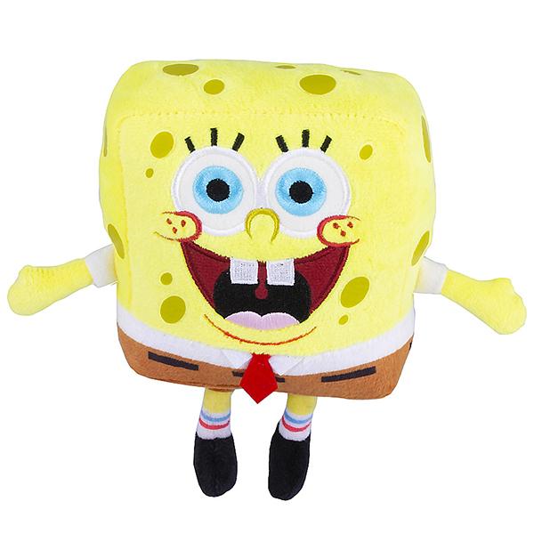SpongeBob EU690500 Игрушка плюшевая 15 см (в ассортименте)