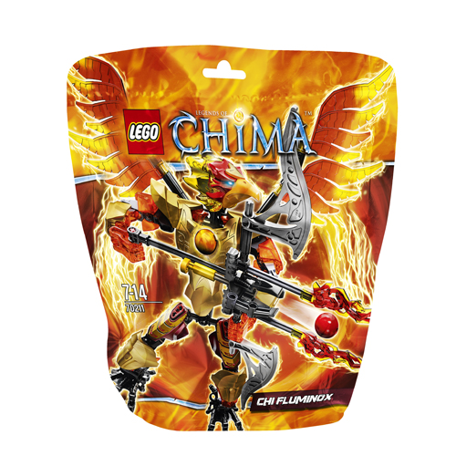 Конструктор Lego Legends of Chima 70211 Лего Легенды Чимы ЧИ Фламинокс