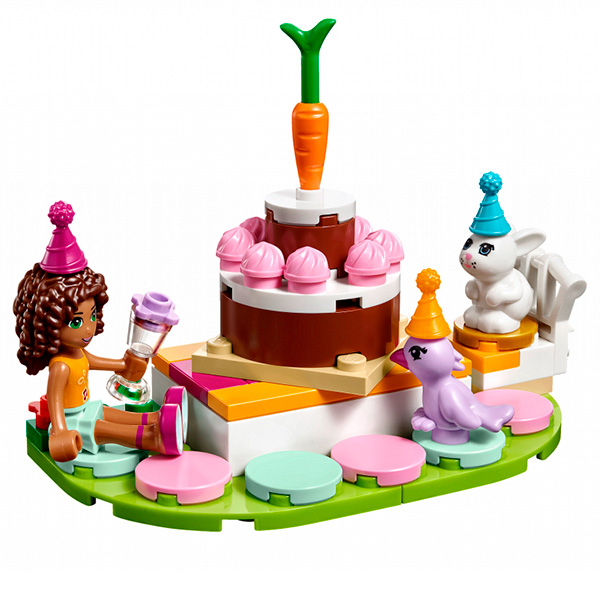 Lego Friends 41110 Конструктор День рождения