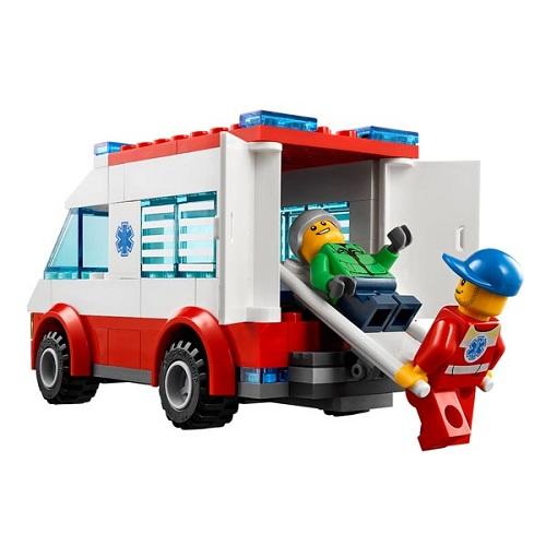 Конструктор Lego City 60023 Лего Город Набор для начинающих