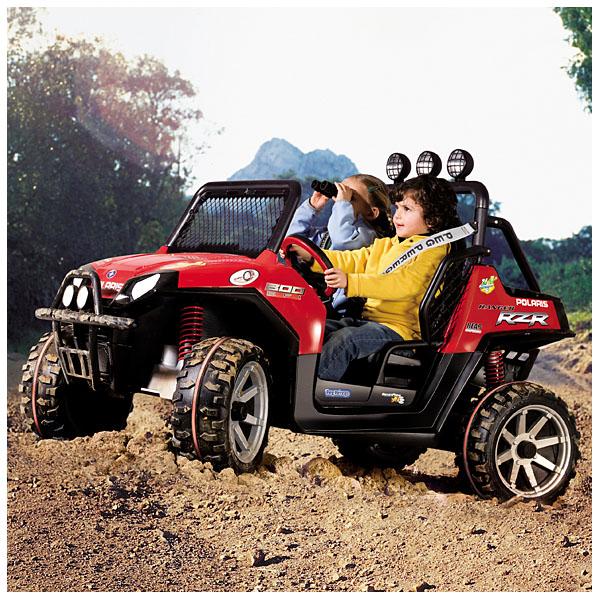 Детский электромобиль Peg-Perego OD0516_310 Polaris Ranger RZR