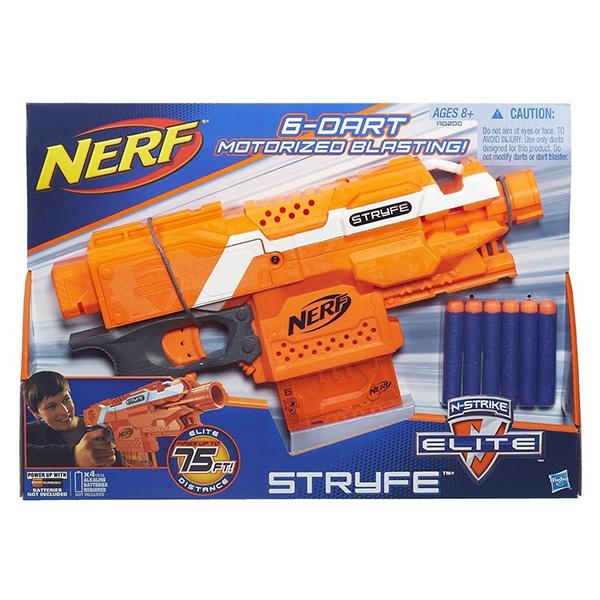 Hasbro Nerf A0200 Нерф Бластер Элит Страйф
