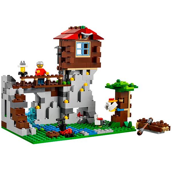 Конструктор Лего Криэйтор 31025 Конструктор Домик в горах