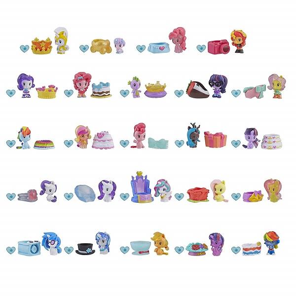 Hasbro My Little Pony E5966 Май Литл Пони Игровой набор Пони-милашка (в ассортименте)