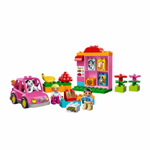 Лего Дупло 10546 Конструктор Супермаркет