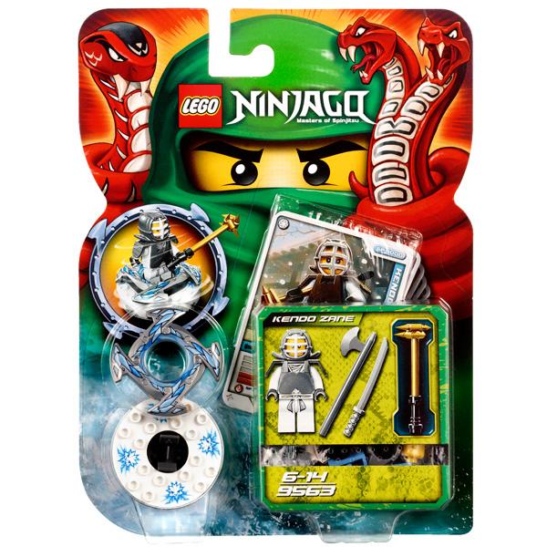 Lego Ninjago 9563 Конструктор Лего Ниндзяго Кэндо Зейн