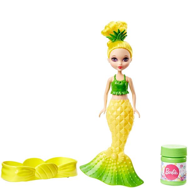 Mattel Barbie DVM99 Барби Маленькие русалочки с пузырьками Модная barbie набор сестра барби с питомцем barbie dmb26