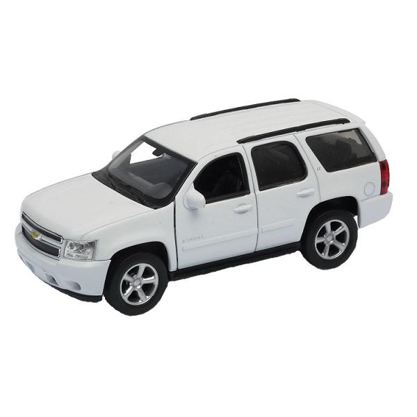 Welly 43607 Велли Модель машины 1:34-39 Chevrolet Tahoe игрушка welly модель машины 134 39 chevrolet tahoe big wheel 47002