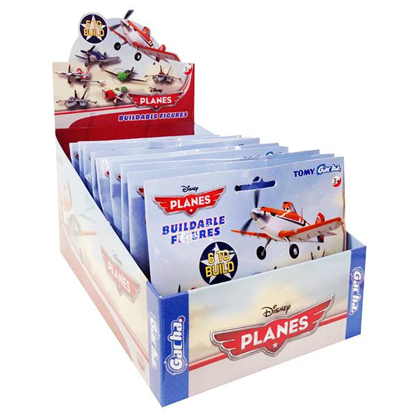 TOMY Minifigures T88201 Томи Минифигурки Сборные фигурки Самолеты Pixar