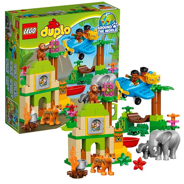 Lego Duplo 10804 Лего Дупло Вокруг света: Азия