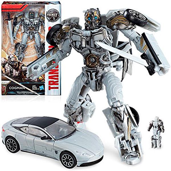 Hasbro Transformers C0887/C2960 Трансформеры 5: Делюкс Когман худи print bar трансформеры 5 последний рыцарь