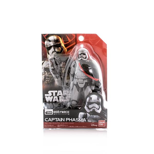 Star Wars Bandai 84649 Звездные Войны Яйцо-Трансформер Капитан Фазма