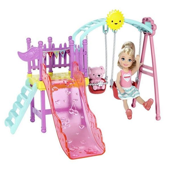 """Mattel Barbie DWJ46 Барби Игровые наборы """"Развлечения Челси"""""""
