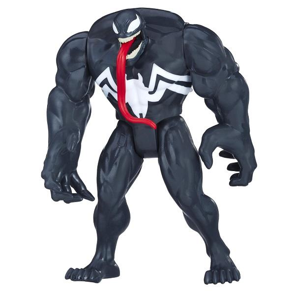 Hasbro Spider-Man E0808/E1100 Фигурка Человека-Паука Веном (с аксессуарами) тканевая маска из нового человека паука