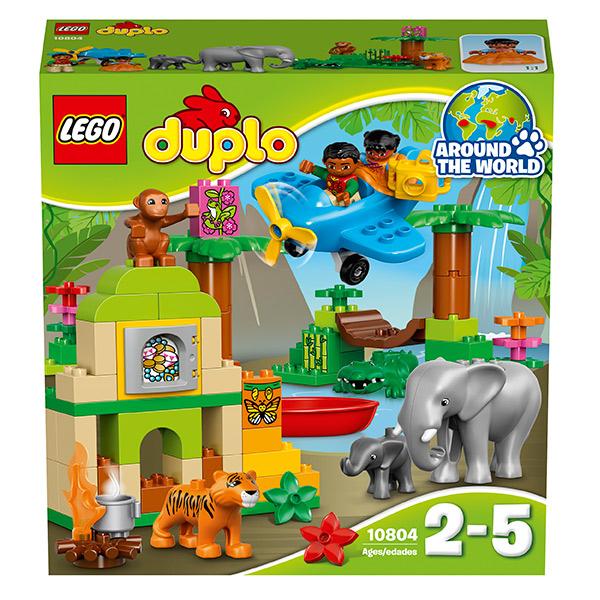 Lego Duplo 10804 Конструктор Вокруг света: Азия