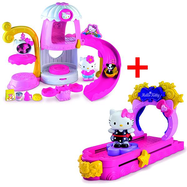 Hello Kitty 003090NB Хеллоу Китти Игровая площадка + подарок