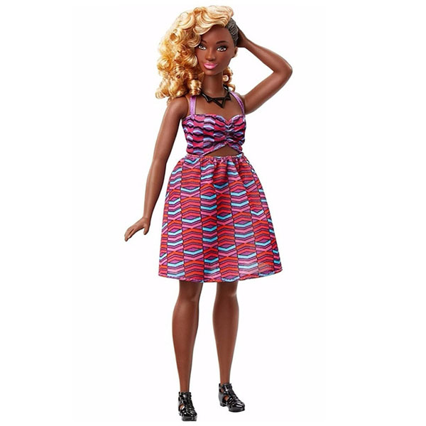 Mattel Barbie DVX79 Барби Кукла из серии Игра с модой barbie набор сестра барби с питомцем barbie dmb26