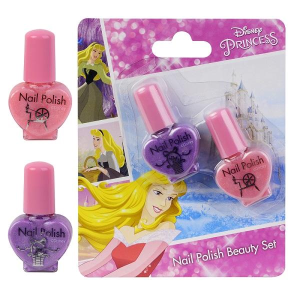 Markwins 9714951 Princess Игровой набор детской декоративной косметики для ногтей