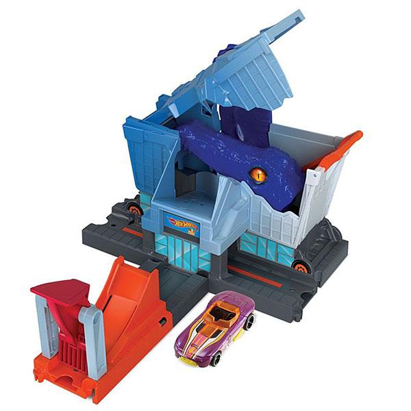 Hot Wheels GBF92 Хот Вилс Игровой набор с монстрами-злодеями (в ассортименте) цена и фото