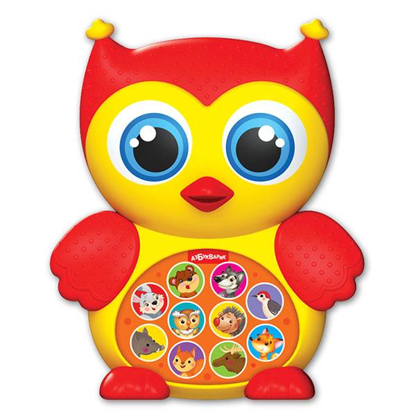 Азбукварик 2215 Зверята-малышата Совушка азбукварик 2216 зверята малышата цыпленок