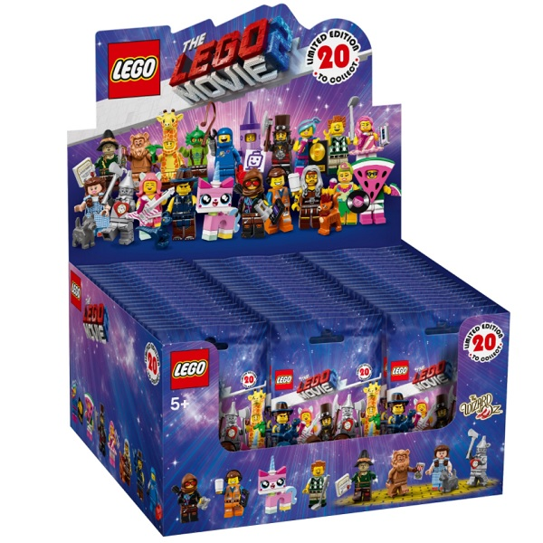 LEGO Movie 2 71023 Конструктор ЛЕГО Фильм 2 Минифигурка