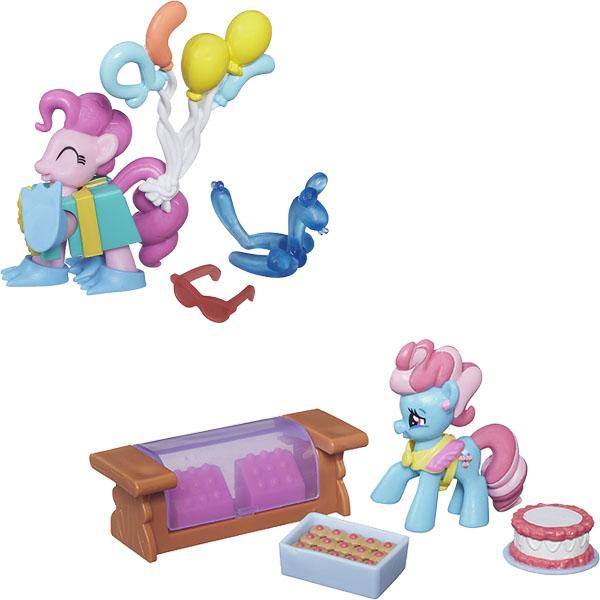 Hasbro My Little Pony B3596 Май Литл Пони Коллекционные пони с аксессуарами (в ассортименте) hasbro my little pony b3604 май литл пони мейнхеттен в ассортименте