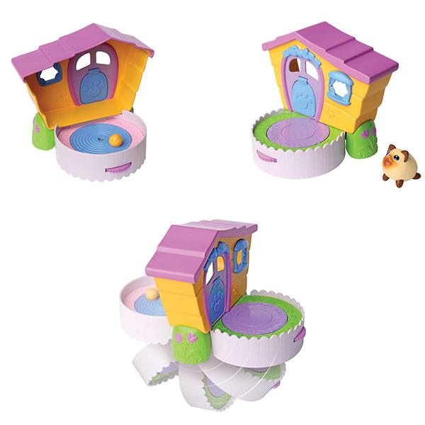 Chubby Puppies 56730 Упитанные собачки Игровой набор мини-щенка