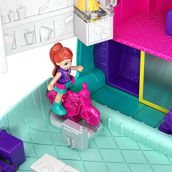 """Mattel Polly Pocket GCJ86 Игровой набор""""Мир Полли"""""""