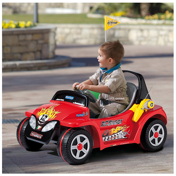 Детский электромобиль Peg-Perego OR0059 RC Buggy NEW