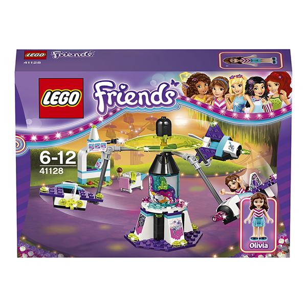 Lego Friends 41128 Конструктор Лего Подружки Парк развлечений: Космическое путешествие