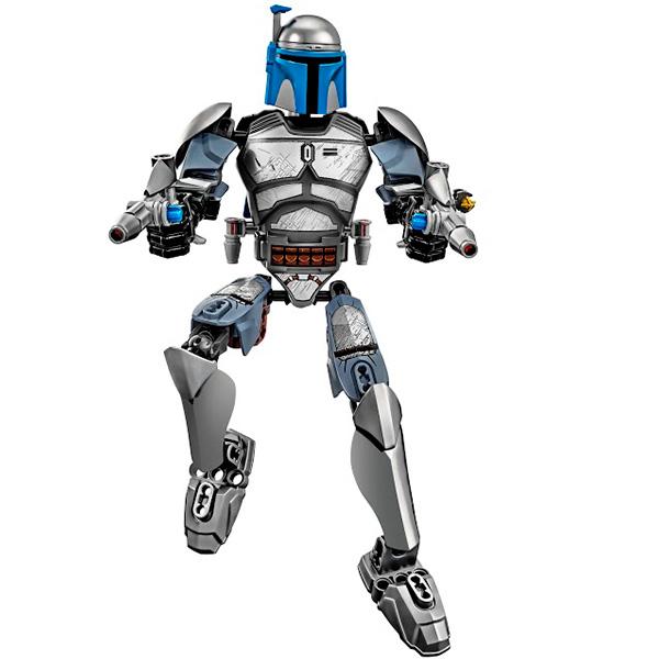 Lego Star Wars 75107 Конструктор Лего Звездные Войны Джанго Фетт