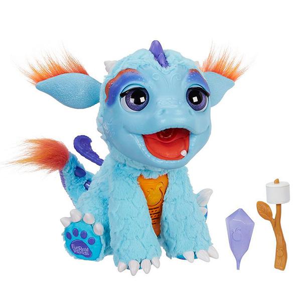 Hasbro Furreal Friends B5142 Милый дракоша интерактивные игрушки furreal friends милый дракоша