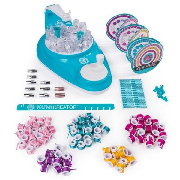 Kumi Kreator 37507 Студия для плетения браслетов и фенечек