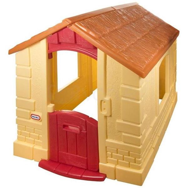 Little Tikes 172786 Литл Тайкс Игровой домик желтый
