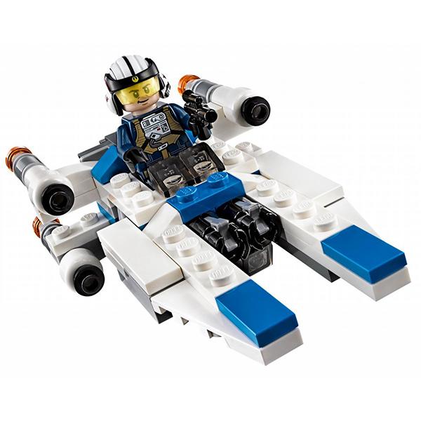 Lego Star Wars 75160 Конструктор Лего Звездные Войны Микроистребитель типа U