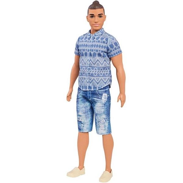 Mattel Barbie FNJ38 Кен из серии Игра с модой куклы и одежда для кукол barbie mattel кен из серии игра с модой fnh40