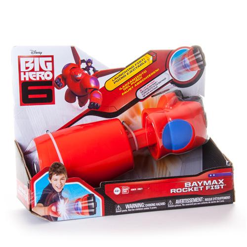 Big Hero 6 38670 Биг Хиро 6 Боевой (РАКЕТНЫЙ) кулак Бэймакса
