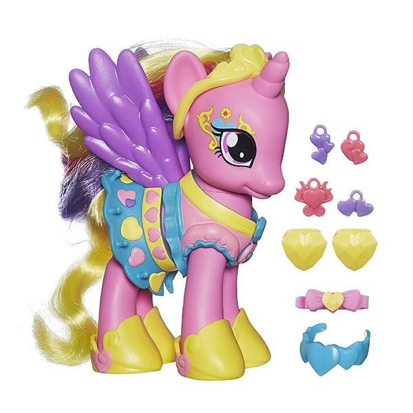 Hasbro My Little Pony B0360_9 Май Литл Пони Пони-модницы 15 см (в ассортименте)