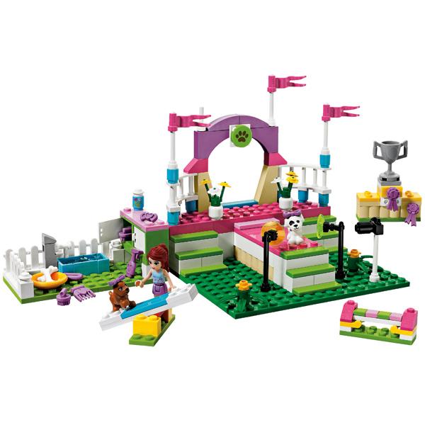 Лего Подружки 3942 Выставка собак