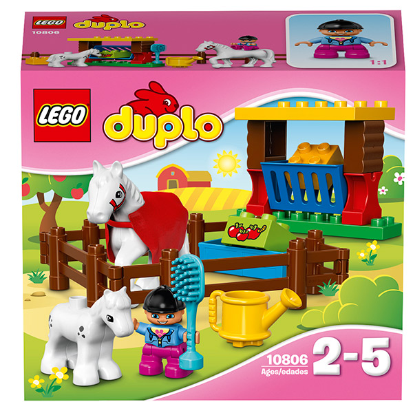 Lego Duplo 10806 Конструктор Лошадки