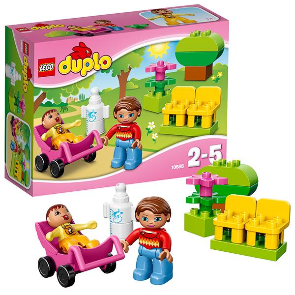 Лего Дупло 10585 Мама и малыш