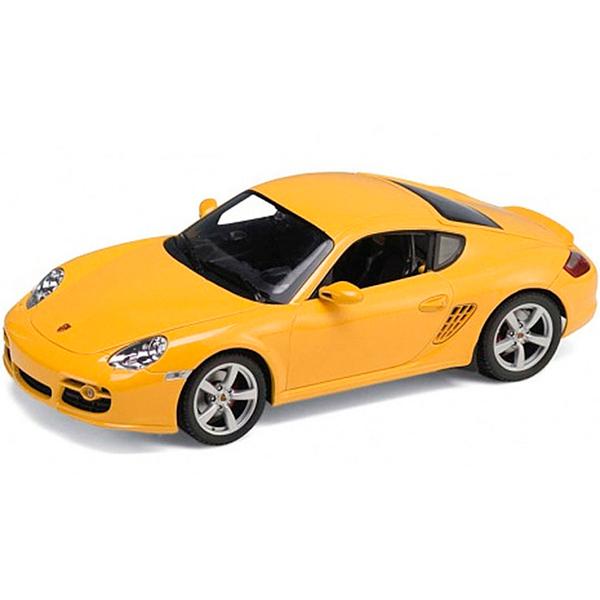 Welly 73124 Велли Модель машины 1:87 Porsche Cayman S автомобиль welly porsche cayman s 1 24