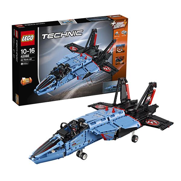 LEGO Technic 42066 Конструктор ЛЕГО Техник Сверхзвуковой истребитель
