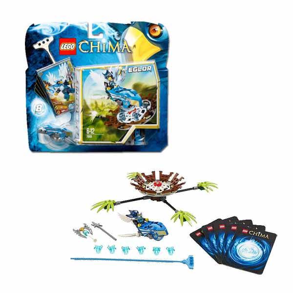 Лего Legends of Chima 70105 Затяжной Прыжок