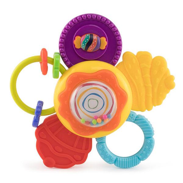 Happy Baby 330092 Развивающая игрушка CANDY FLO