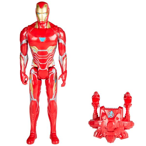 Hasbro Avengers E0606 Фигурка Железного Человека Пауэр Пэк