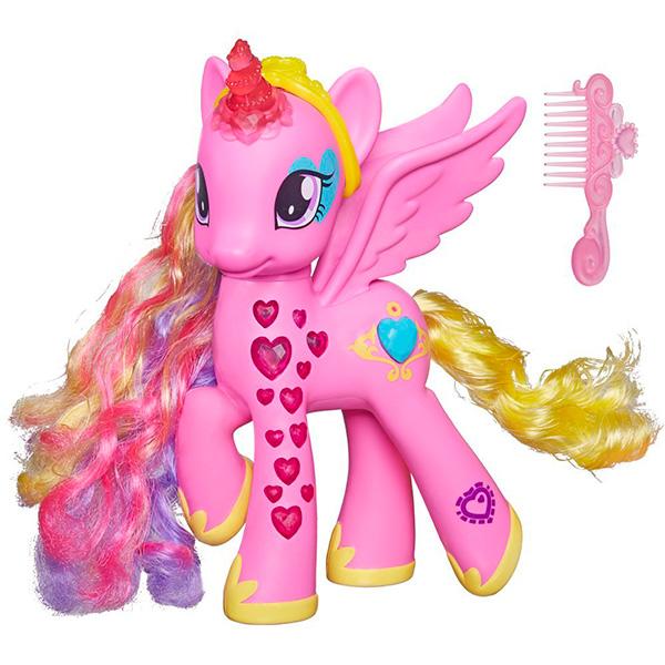 Hasbro My Little Pony B1370 Пони-модница Принцесса Каденс hasbro hasbro my little pony игровой набор поезд дружбы