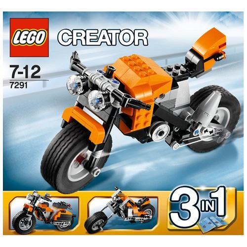 Конструктор Lego Creator 7291 Уличный мятеж